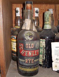Old Schenley Pennsylvania Straight Rye Whiskey by millerm217, via Flickr