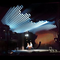 Cool stage design and visual effect. Cool stage design and visual effect. Visual Design, Bühnen Design, Booth Design, Design Model, Nail Design, Stage Set Design, Set Design Theatre, Church Stage Design, Stage Lighting Design