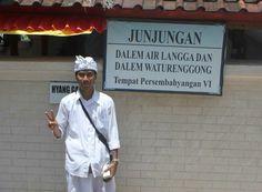Menjangan (Junjungan Dalem Air Langga & Dalem Waturenggong)