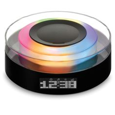 The Aroma Therapy Clock - Hammacher Schlemmer