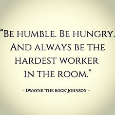 Work ethic is a trait sorely lacking these days. #hardwork #stayonyourgrind #therock #duanejohnson #quote #quotes