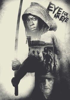 "The Walking Dead ""Fear The Living"" by UK graphic designer Dan Shearn"