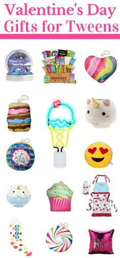 Are you looking for gifts for tween girls for Valentine's Day?Check out this awesome list of gift ideas my ten year-old daughter helped me create! Whether you're looking for cheap & inexpensive ideas or want to splurge a little, or just want cool, fun & unique gift ideas your tween will love, this collection of gift ideas has you covered! There's a gift for every budget on this list!
