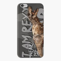 """""""Rexy, The T-Rex!"""" iPhone Skin by xmeiishii 