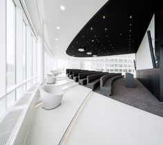 WAN INTERIORS Interiors, Eneco Headquarters
