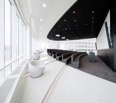 WAN INTERIORS Interiors, Eneco Headquarters