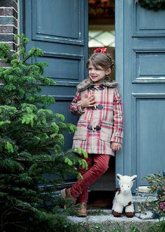 Coudre un manteau pour enfant : patron gratuit