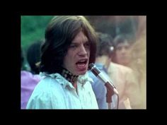 ▶ The Stones in the Park July 5 1969 [Hyde Park] -- The legendary free outdoor concert by The Rolling Stones two days after the unfortunate death of Brian Jones and the first concert with Mick Taylor.
