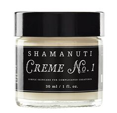 Shamanuti  Organic Crme No1 1 fl oz  30 ml * Continue to the product at the image link.