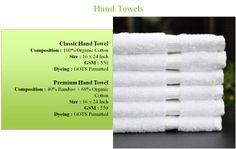 I am Greeny Hand Towel Range