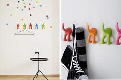 Ikea bastis wall hooks