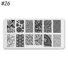New-DIY-Nail-Art-Pattern-Image-Stamp-Polish-Stamping-Plates-Manicure-Templat