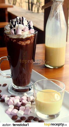 Halloween Treats, Smoothie, Panna Cotta, Pudding, Chocolate, Coffee, Drinks, Ethnic Recipes, Desserts