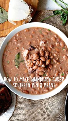 Mexican Beans Recipe, Mexican Food Recipes, Dry Beans Recipe, Vegetarian Recipes, Dinner Recipes, Cooking Recipes, Pinto Bean Recipes, Beans Recipes, Beans And Cornbread