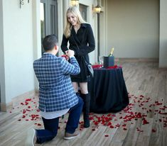 Proposal session! maddieclairephotography.com