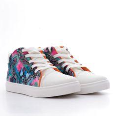 Sneakers dama Lizzie 2 albastru
