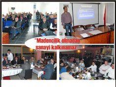 Türkiye Maden Sanayisi Nerelerde Kurulmuştur