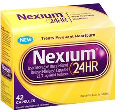 FREE Nexium 24HR Acid Reducer 14 Day Supply on http://hunt4freebies.com