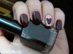 Fishing4Beauty: Valentine's Manicure--Take 2