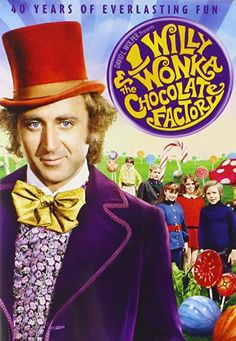 Willy Wonka and the Chocolate Factory 40th Anniversary Edition (DVD)