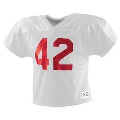 Fantastic Sportswear & Apparel - Adult Two-A-Day Jersey Youth Football Jerseys, Football Field, Little League Football, Team Uniforms, Sportswear, Shopping, Style, Tents, Football Pitch
