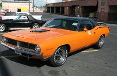 70 Plymouth 'Cuda