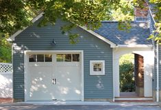 Lavallee Residence Garage and Breezeway Addition | John R ...