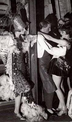 Halloween en Berlín inmediatamente después de la República Weimar(1935).
