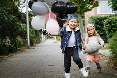 Cool David and Little Julia during JustByManon - Style Event - with talented Arma Fotografie