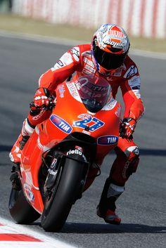 Casey Stoner 2010   MotoGP 2010 - Casey Stoner, GP Catalunya