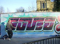 #Mural #Graffitti #AllyPally #London #UK