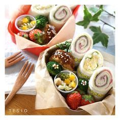 暖かい日はサンドイッチ持ってピクニックへ♪簡単!春色ロールサンドの作り方&ラッピング|LIMIA (リミア)