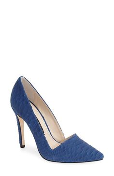 Alice + Olivia 'Dina' Pointy Toe Pump (Women) available at #Nordstrom