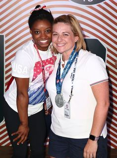 Simone Biles Moves On From The Woman Who Coached Her Since Age 8+#refinery29