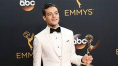 Rami Malek to play Freddie Mercury (Variety article)
