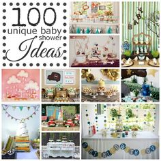 100 Unique baby shower themes   SheKnows.com