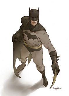 Batman by ~Takrezz on deviantART