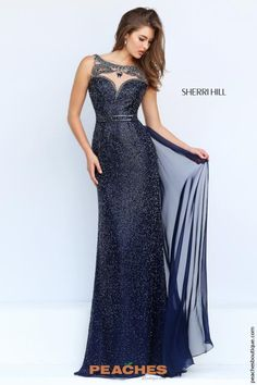 Gorgeous Long Sherri Hill Dress 11289