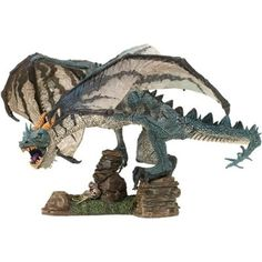 Komodo Clan Dragon  Rare Series 1 - Quest for the Lost King -