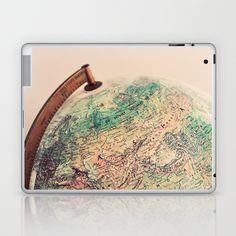 Global Laptop & iPad Skin by Elle Moss - $25.00