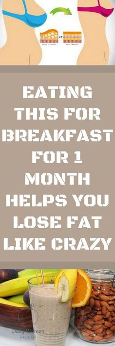 If you want to get rid of the excess fat and lose some weight, as well as maintain the muscle mass, you need to eat food rich in proteins, especially in the morning, for breakfast. This way you wil…