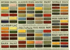 prairie style color palette - Google Search