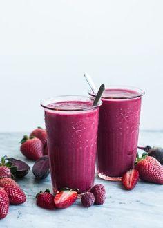 Beauty smoothie: alimentos para una piel sana - Revista September