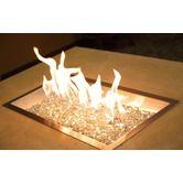 Wayfair.com - The Outdoor GreatRoom Company Rectangular Crystal Fire Burner   Part #: CF-1242 877-WAYFAIR (877-929-3247) | SKU #: FIR1270
