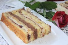 Vanilla Cake, French Toast, Good Food, Sweets, Meals, Breakfast, Cakes, Morning Coffee, Good Stocking Stuffers
