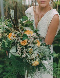 Naturalist Greenhouse Wedding Inspiration   Green Wedding Shoes Wedding Blog   Wedding Trends for Stylish + Creative Brides