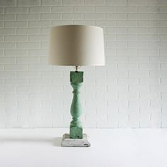 West End Lamp from Vintage Architectural Salvage