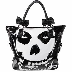 Misfits bag irons, purs, handbags, cloth, iron fist, fist misfit, accessori, misfit handbag, handbag iron