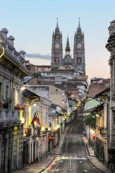 Quito, Ecuador [19/32 World Cup Countries]