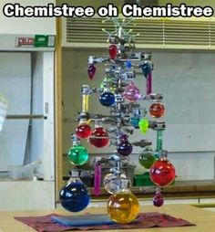 Awww, I don't even like Chemistry! This is just cute... It reminds me of the way my kids used to talk!